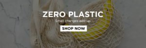 Zero Plastic Marketing promotion items from Social Good