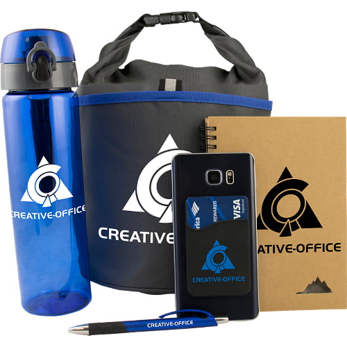 New Employee Onboarding Kit from Social Good Promotions